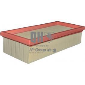 въздушен филтър JP GROUP 6118600309 купете и заменете