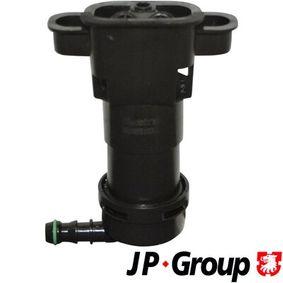 JP GROUP Waschwasserdüse, Scheinwerferreinigung 1198750570 Günstig mit Garantie kaufen