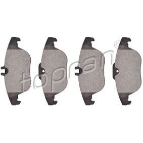 Brake Pad Set, disc brake 401 667 for MERCEDES-BENZ cheap prices - Shop Now!