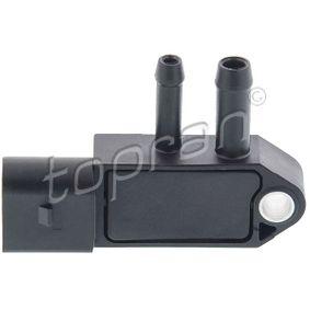 köp TOPRAN Sensor, avgastryck 115 398 när du vill