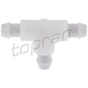 koop TOPRAN Verbindingselement, reinigingsvloeistofleiding 208 349 op elk moment