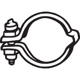 acheter BOSAL Pièce de serrage, échappement 254-240 à tout moment