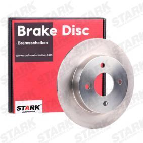 Disque de frein SKBD-0023393 STARK Paiement sécurisé — seulement des pièces neuves