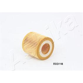 köp ASHIKA Oljefilter 10-ECO118 när du vill