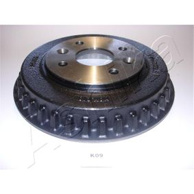 Brake Disc 60-05-534 ASHIKA Secure payment — only new parts