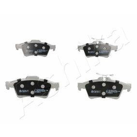 Disco de travão 60-05-534 ASHIKA Pagamento seguro — apenas peças novas