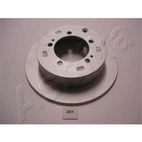 Brake Disc 61-05-521 ASHIKA Secure payment — only new parts