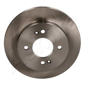 Brake Disc 61-0K-002 ASHIKA Secure payment — only new parts