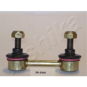 ASHIKA stabilizátor, futómű 106-05-599 - vásároljon bármikor