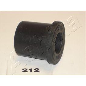 compre ASHIKA Casquilho de apoio, mola de lâmina GOM-212 a qualquer hora