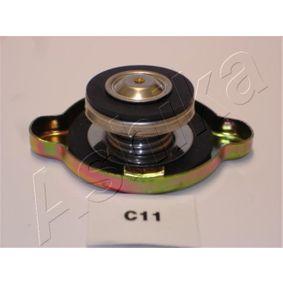 Bouchon de radiateur 33-0C-C11 ASHIKA Paiement sécurisé — seulement des pièces neuves