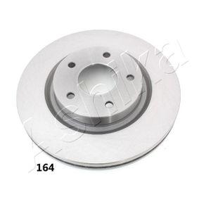 Disque de frein 60-01-164 ASHIKA Paiement sécurisé — seulement des pièces neuves
