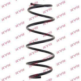 Ressort de suspension RH3504 KYB Paiement sécurisé — seulement des pièces neuves