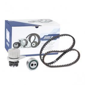 Bomba de agua + kit correa distribución KD006 DOLZ Pago seguro — Solo piezas de recambio nuevas