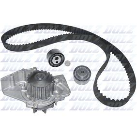 Buy DOLZ Water Pump & Timing Belt Set KD008