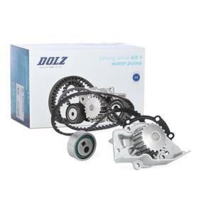 Bomba de agua + kit correa distribución KD030 DOLZ Pago seguro — Solo piezas de recambio nuevas