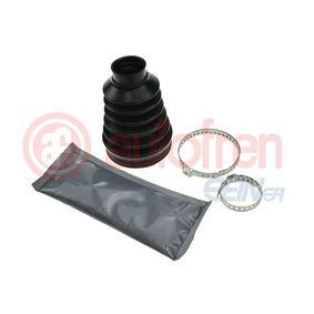 Faltenbalgsatz, Antriebswelle D8501T von AUTOFREN SEINSA günstig im Angebot