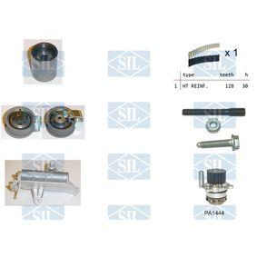 Bomba de agua + kit correa distribución K1PA1444 Saleri SIL Pago seguro — Solo piezas de recambio nuevas