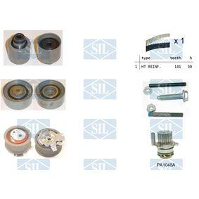 Bomba de agua + kit correa distribución K1PA1048A Saleri SIL Pago seguro — Solo piezas de recambio nuevas