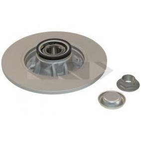 Disco de travão 72154 SPIDAN Pagamento seguro — apenas peças novas