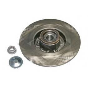 Disco de travão 72160 SPIDAN Pagamento seguro — apenas peças novas