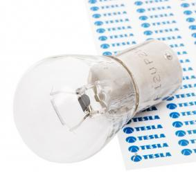 Original TESLA Glödlampa, blinker B52101 beställa högsta kvalitet