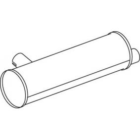 Köp DINEX Mitten- / bakljuddämpare 49330