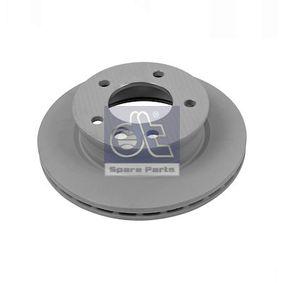 Disco de travão 4.67729 DT Pagamento seguro — apenas peças novas