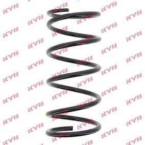 KYB futómű rugó RA3758 - vásároljon bármikor