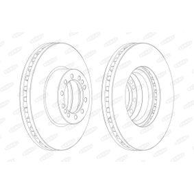 Bremsscheiben BCR257A BERAL Sichere Zahlung - Nur Neuteile