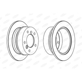 Brake Disc BCR230A BERAL Secure payment — only new parts