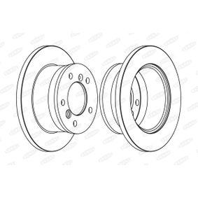 Bremsscheiben BCR229A BERAL Sichere Zahlung - Nur Neuteile