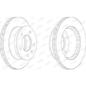 Bromsskiva BCR153A BERAL Säker betalning — bara nya delar