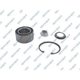 buy and replace Wheel Bearing Kit GSP GK0001