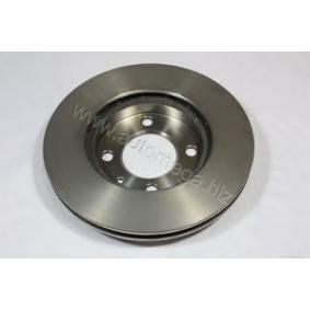 Disque de frein 306150301321C AUTOMEGA Paiement sécurisé — seulement des pièces neuves