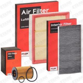 STARK Zestaw filtra SKFS-1880055 kupować online całodobowo