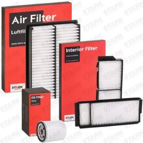 STARK Zestaw filtra SKFS-1880056 kupować online całodobowo
