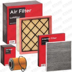STARK Zestaw filtra SKFS-1880086 kupować online całodobowo