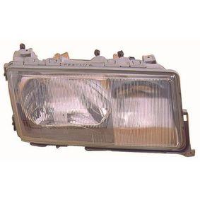kupte si ABAKUS Rozptylové sklo reflektoru, hlavní světlomet 47#440-1114LELD kdykoliv