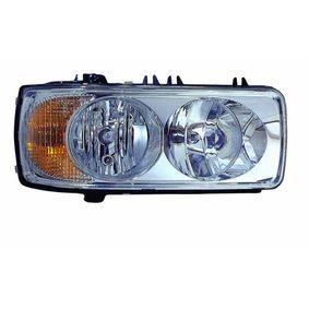 Compre ABAKUS Farol principal 450-1101R-LD-EM