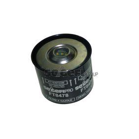 palivovy filtr FT8478 SogefiPro Zabezpečená platba – jenom nové autodíly