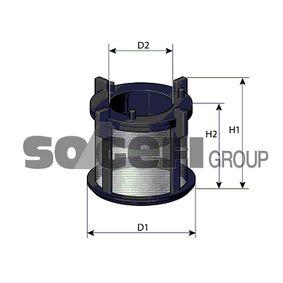 palivovy filtr FA9564ECO SogefiPro Zabezpečená platba – jenom nové autodíly