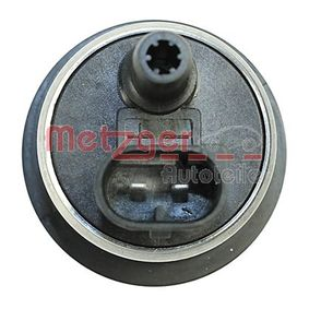 Pompa carburante 2250038 con un ottimo rapporto METZGER qualità/prezzo