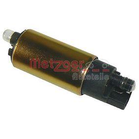 Pompa carburante 2250039 con un ottimo rapporto METZGER qualità/prezzo
