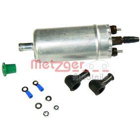 Pompa carburante 2250065 con un ottimo rapporto METZGER qualità/prezzo