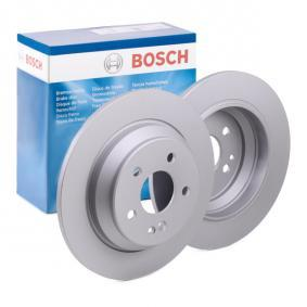 Brake Disc 0 986 479 D12 with an exceptional BOSCH price-performance ratio