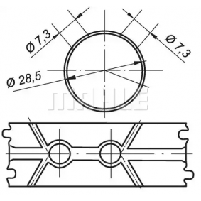 koop MAHLE ORIGINAL Penbus 001 BS 19207 300 op elk moment