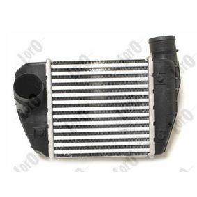 ABAKUS интеркулер (охладител за въздуха на турбината) 003-018-0002 купете онлайн денонощно