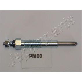 Vela de incandescência PM60 para MAZDA 626 com um desconto - compre agora!