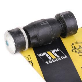 Brat / bieleta suspensie, stabilizator TEDGUM 00580089 cumpărați și înlocuiți